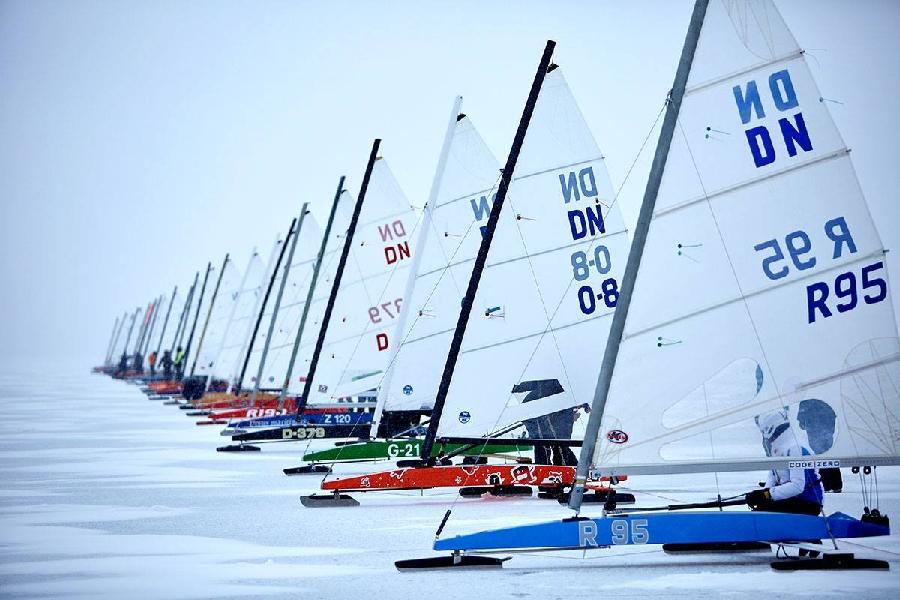 Championnat d'Europe de DN sur la glace : conclusion à froid