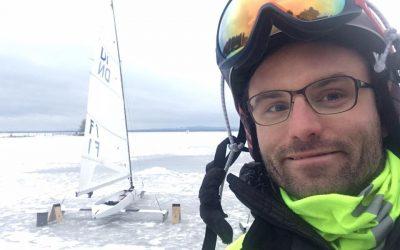 Ice-Boat : Championnats internationaux en Suède 🇸🇪