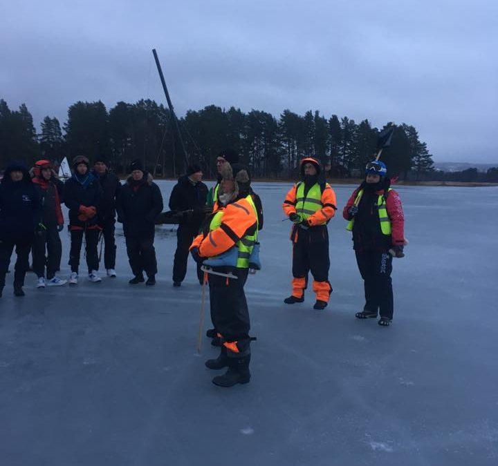 Fin de l'aventure glacée !