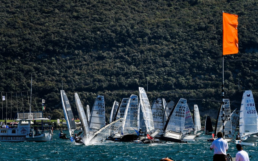 The Foiling Week – Jour 1