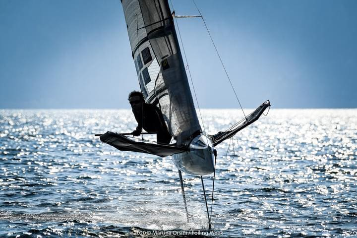 The Foiling Week – Jour 3