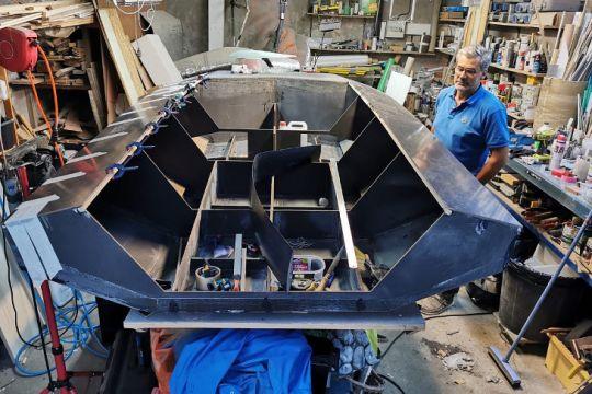 Le Vini Lab, mon bateau laboratoire pour démocratiser le foil