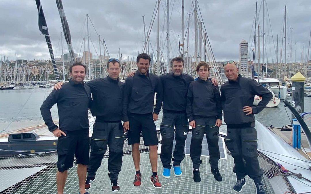 Ocean Fifty The Arch - équipage Las Palmas