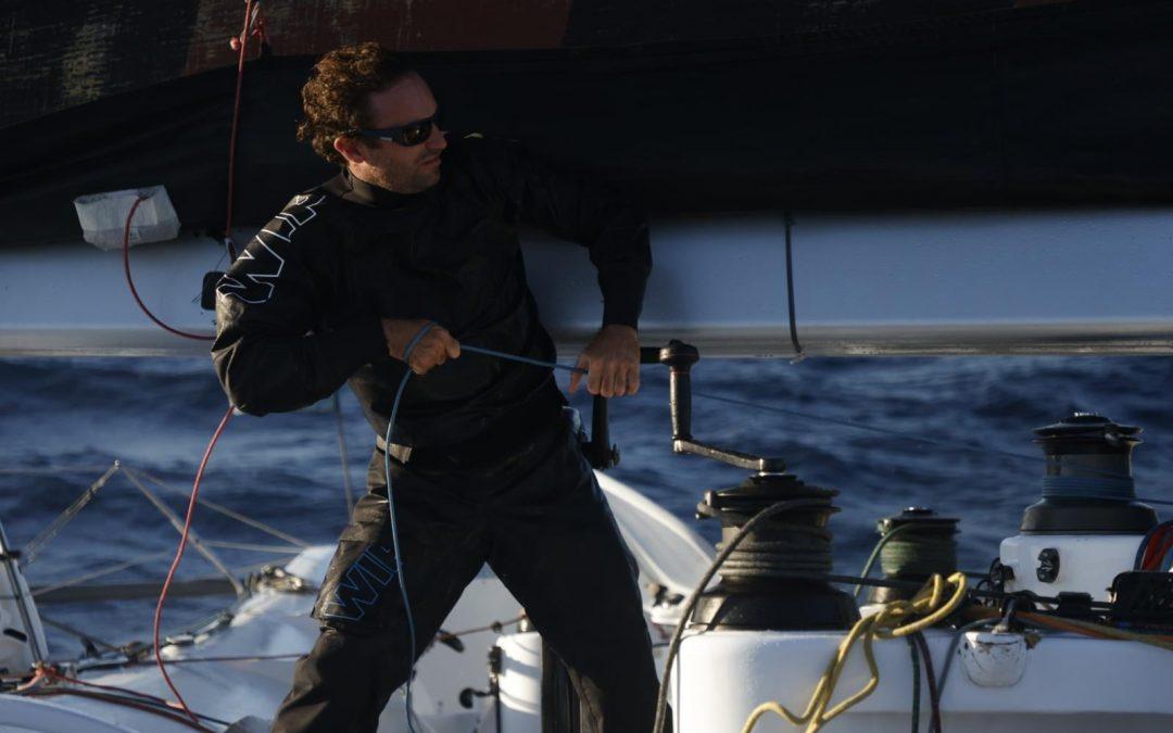 Passage de Gibraltar en 4ème position